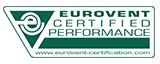 Πιστοποιημένες αποδόσεις κατά Eurovent