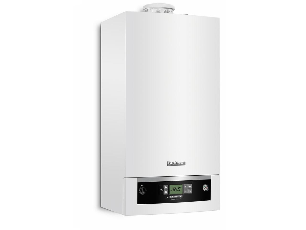 Gas boiler Buderus Logamax U072-24K: reviews, specs, instruction manual