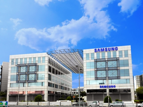 SAMSUNG HELLAS main offices - Marousi