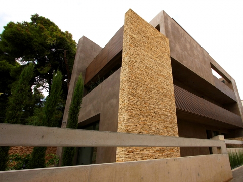 ALFA KTISMA  Residential & office building Kifissia