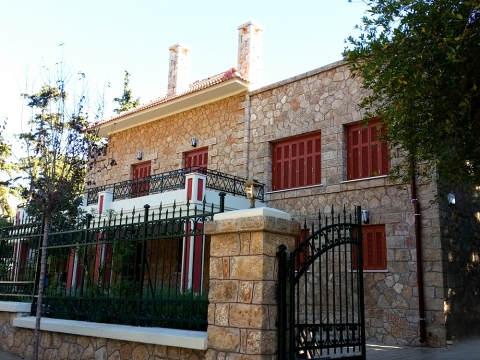 Private residence in Kefalari-Kifissia II