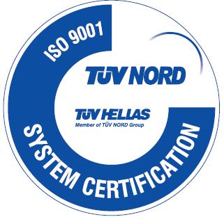 ΚΟΚΟΤΑΣ ΚΛΙΜΑΤΙΣΜΟΣ - EN ISO 9001:2008
