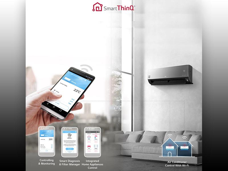 LG Mirror-Smart ThinQ (WiFi)