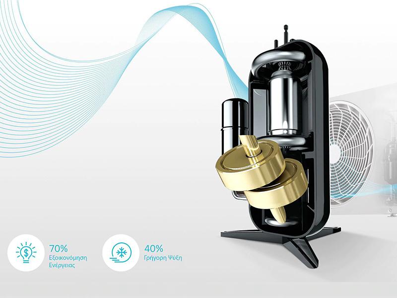 LG Mirror - DUAL Inverter Compressor