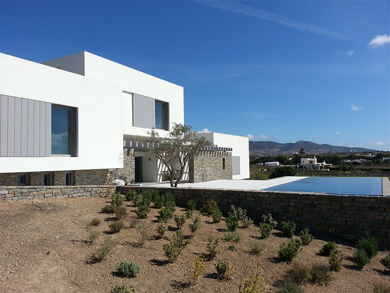 Vacation house in Paros island