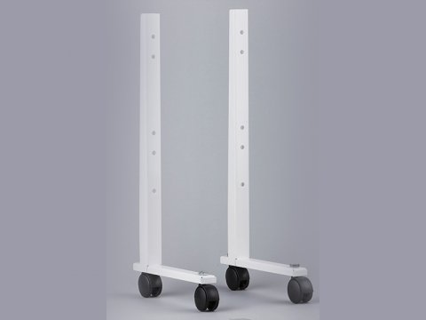 Floor stand with wheels for Adax-RiG
