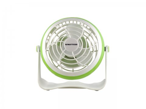 United Mini USB Fan - UFF 662 Green