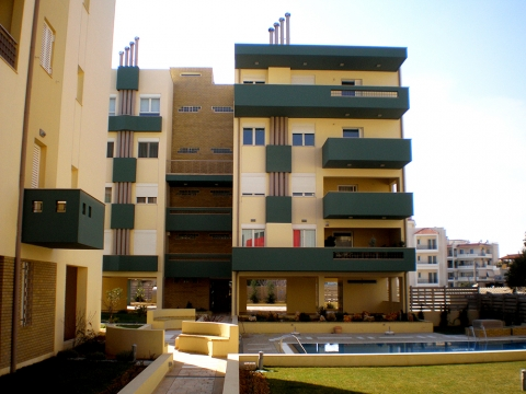 Residential complex in Marousi