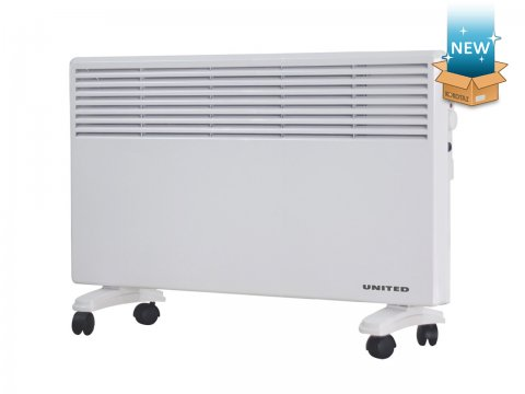 Convector United UHP-772 2000W (6 Free Installments)