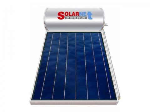 Solar Water Heater Solarnet 200 TRIEN (18 Free Installments)