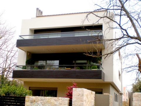Residential complex in Kifissia 1