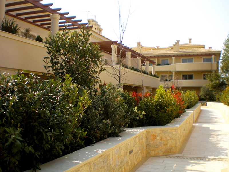 Residential complex in Kifissia 3