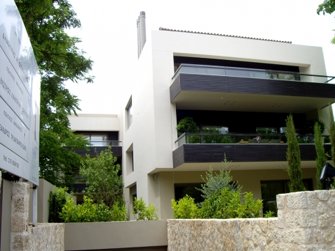Residential complex in Kifissia 4