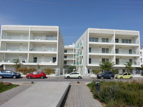 Student appartments Cosmote Patra