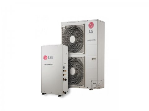 LG THERMA V HU161H.U32/HN1610H.NK3 16kW Split  1Ph (24 Free Installments)